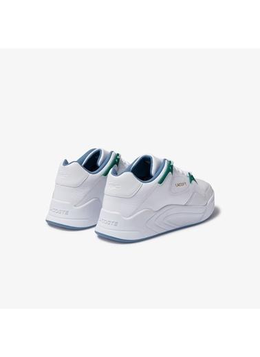 Lacoste Erkek Court Slam 120 2 Sma Sneakers 739SMA0026.082 Beyaz